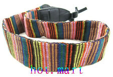 Neck Shoulder Strap Belt Digital Camera Canon DSLR SLR Nikon Olympus Canon