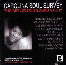 V.A. - CAROLINA SOUL SURVEY - The reflection Sound Story! CD