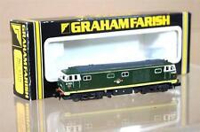 GRAHAM FARISH Silver fox modèles Kit construit Br vert CLASSE 35 hymek