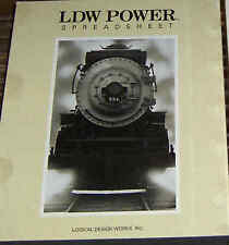 LDW  POWER SPREADSHEET Atari 520/1040 ST/STE NEW IN BOX