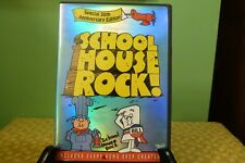 Schoolhouse Rock: Special 30TH Anniversary Edition (DVD, 2002, 2-Disc Set) NM