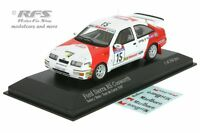 Ford Sierra RS Cosworth - Rallye Tour de Corse 1987 - Sainz - 1:43 Minichamps