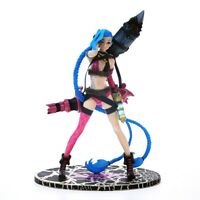 Jinx Statue LOL Collective PVC Action Figure In Box League Of Legends