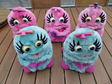 Lot Ancienne peluche doudou vintage plush interactive Wuv Luv du style Furby