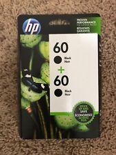 HP Genuine Combo Pack 61 Black Twin Packs Ink Expired Dec 2018
