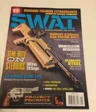 SWAT magazine Survial Weapons and Tactics January 2017