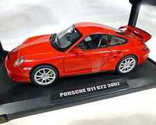 PORSCHE 911 gt2-Rosso, 2007, 1:18 NOREV