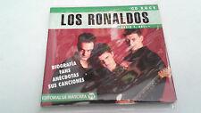"""DAVID F. ABEL """"LOS RONALDOS"""" LIBRO EDITORIAL LA MASCARA"""