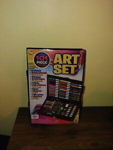 Deluxe 101 Piece Art Set