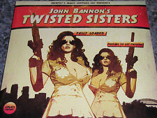Twisted Sisters 2.0 (DVD and Gimmick) Bicycle Back by John Bannon -  New.