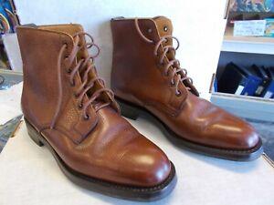 Crockett & Jones Barnwell Ladies Boots Size 85C