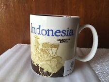 Starbucks Indonesia Icon Mug (International Buyers Please Read Description)