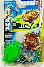 BEYBLADE BURST Slingshock PERFECT PHOENIX P4 Starter Pack  IN STOCK