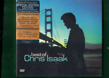 CHRIS ISAAK - BEST OF SPECIAL EDITION CD + DVD  NUOVO SIGILLATO