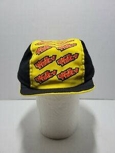 Vintage Dick Tracy Movie Comic Painters Fitted Hat Cap USA 1990's