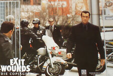 EXIT WOUNDS - Lobby Cards Set - Steven Seagal, DMX