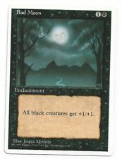 Magic the Gathering ~ 1x Bad Moon ~ 4th Edition ~ M/NM