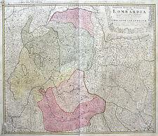 Ansichten & Landkarten von Frankreich für Kupferstich