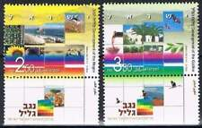 Israël postfris 2007 MNH 1908-1909 - Ontwikkeling Negev Woestijn