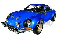 RENAULT ALPINE A110 1600S METALLIC BLUE 1/18 DIECAST MODEL BY KYOSHO 08485 BL