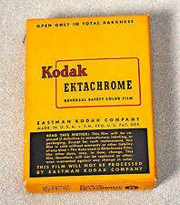UNOPENED VINTAGE 1940s BOX 6X9 KODAK EKTACHROME