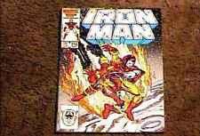 IRON MAN #216 COMIC BOOK NM TONY STARK MARVEL