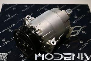 Klimakompressor Verdichter A/C AC Compressor Maserati GranTurismo QP V