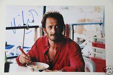 Vincent Lindon signed 20x30cm Foto + Autogramm / Autograph in Person