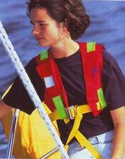 Harnais Boléro + longe enfant jusqu'à 50kg Plastimo - CE EN1095 -Bateaux-voilier
