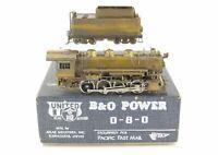 HO Brass PFM - United B&O - Baltimore & Ohio 0-8-0 B&O Power