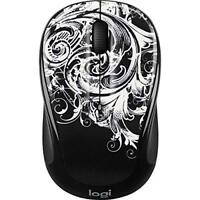 Logitech Wireless Mouse M325 Dark Fleur M325C Very Good