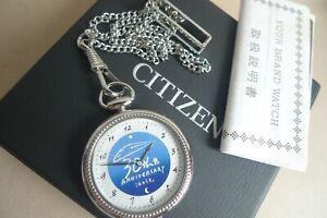 Unused ! Citizen Pocket Watch.... Quartz Watch