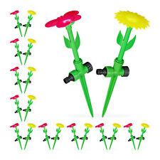"20 x Sprinkler Blume, Rasensprenger Kinder, Beregner 1/2"" Spritzblume für Garten"