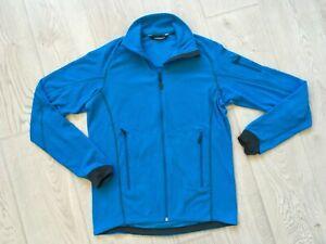 NORRØNA LOFOTEN WARM2 WATERFALL BLUE JACKET Mens Polartec® S