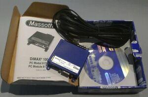 Massoth DiMAX 100A PC-Modul – 8175001