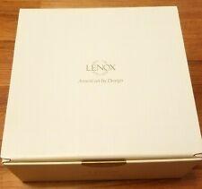 Lenox Opal Innocence Stripe 5-piece Place Setting, White