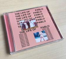 KANYE WEST - THE LIFE OF PABLO MIXTAPE