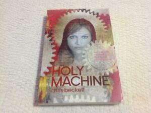 The Holy Machine By Chris Beckett Book