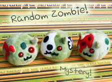 Puff Puggle Puggleformers Mystery Zombie Hand-Made Plush Toy Puff Puggles