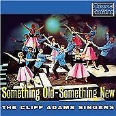 Something Old Something New [Transfer from Vinyl], Cliff Adams, Audio CD, New, F