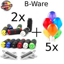 2x Sahnekapseln Cracker Gas Sahnepatrone Ballonparty Entkapsler N2o - B-WARE