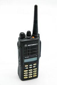 Motorola GP380 VHF 136-174 MHZ mit kundenspezifischer Programmierung