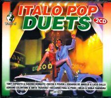 Italo Pop Duets - 2 CDs