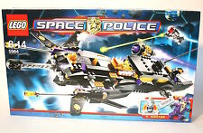 LEGO ® Space Police III 5984 Luna Limousine Lunar limonata NUOVO OVP MISB 2010