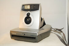 Polaroid Spectra 1200FF instant camera, tested, wide frame,lomography,(b30)nice!