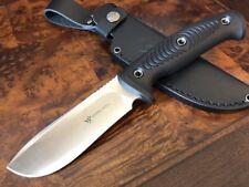 Steel Will Knives ROAMER R345-1BK - 9Cr18MoV - Black Handle  - Authorized Dealer