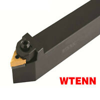 WTENN 2525M16 20x125mm Lathe Turning Tool Holder For TNMG1604 Insert