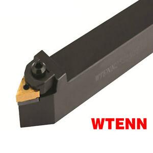 WTENN 2525M16 25x125mm Lathe Turning Tool Holder For TNMG1604 Insert