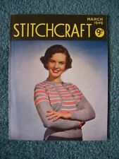 March Stitchcraft Monthly Craft Magazines in English