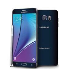 """Noir Samsung Galaxy Note 5 N920V 32GB 4GB RAM 4G LTE GPS 5.7"""" Débloqué Téléphone"""